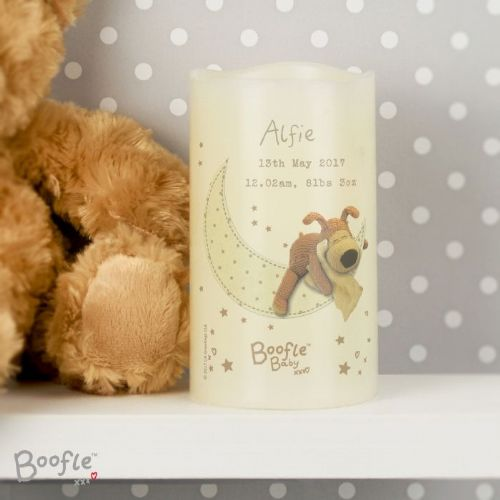 Boofle Baby Nightlight LED Candle
